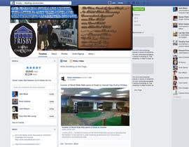 #7 untuk Design a Facebook landing page oleh abdi777