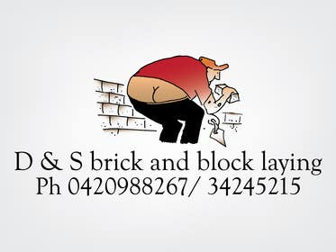 #5 untuk D & S brick and block laying oleh pdarshan61