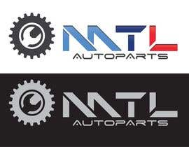 #1 for Design a Logo for MTL-AutoParts.com by izzrayyannafiz