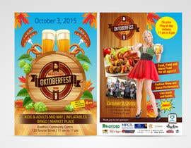 #3 untuk Design an Advertisement forOktoberfest oleh GalinaK