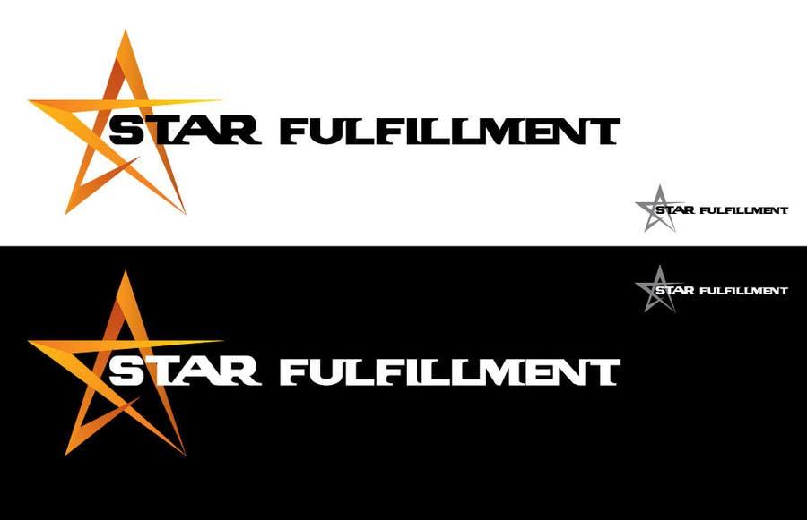 Penyertaan Peraduan #56 untuk Design a Logo for Star Fulfillment