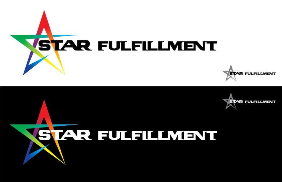 Inscrição nº 58 do Concurso para Design a Logo for Star Fulfillment