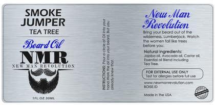 RainMQ tarafından Design 2 Beard Oil Labels için no 29