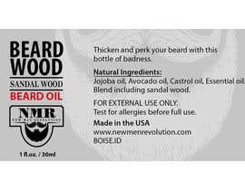 boneadventure tarafından Design 2 Beard Oil Labels için no 3