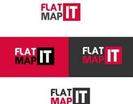 #117 untuk Design a Logo for FlatMap IT oleh KhawarAbbaskhan