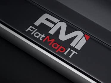 mdrashed2609 tarafından Design a Logo for FlatMap IT için no 73