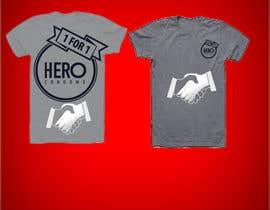 tabdeltwab tarafından Create HERO condoms T-shirt- Botswana donation trip. için no 25