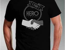bob1w2w tarafından Create HERO condoms T-shirt- Botswana donation trip. için no 37