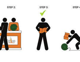 #12 untuk Alter some Images - Cartoon Illustrations for our customers step by step guide oleh dennisDW