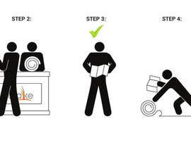 #18 untuk Alter some Images - Cartoon Illustrations for our customers step by step guide oleh dennisDW