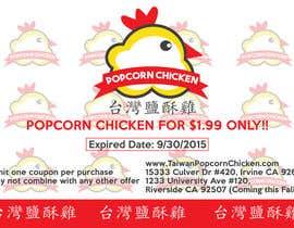 #6 untuk Design a coupon oleh oanarmn