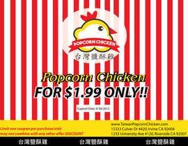 #8 untuk Design a coupon oleh amcgabeykoon