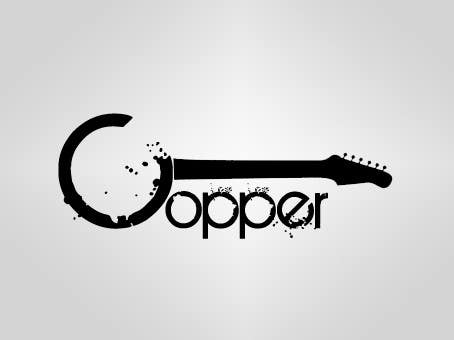#119 for Design a Logo for Canadian rock band COPPER by ikaktus