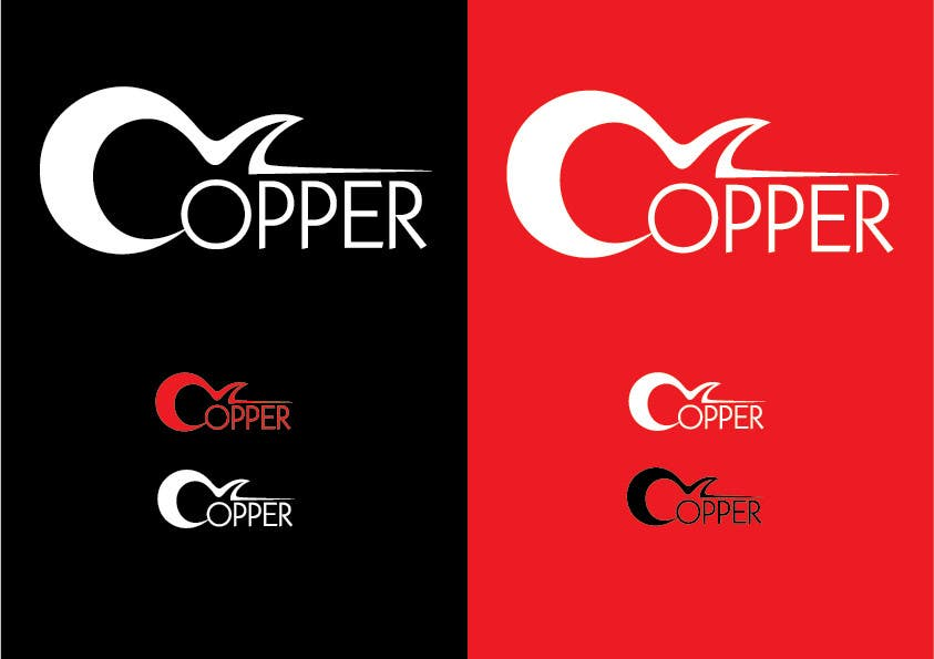 #17 for Design a Logo for Canadian rock band COPPER by jeniafibi