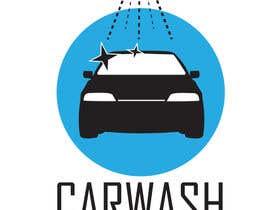 #20 untuk Logo design for carwash oleh sashaalbov