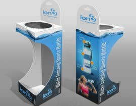 #4 untuk Ion8 Water Bottle Packaging oleh Jun01