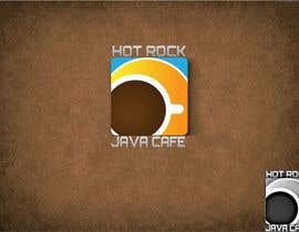 nº 270 pour Design a Logo for Hot Rocks Java Cafe par hereumiya84
