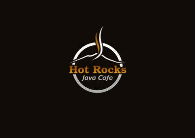 #274 cho Design a Logo for Hot Rocks Java Cafe bởi paxslg