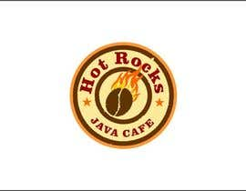 jerry24 tarafından Design a Logo for Hot Rocks Java Cafe için no 73
