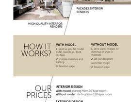 #26 untuk Design of a A5 double side brochure oleh alekchapel