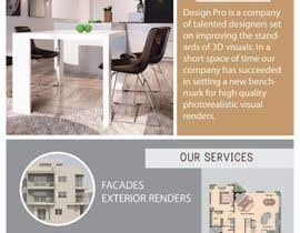 #14 untuk Design of a A5 double side brochure oleh lilstar