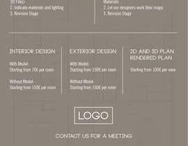 #4 untuk Design of a A5 double side brochure oleh kumardrohan
