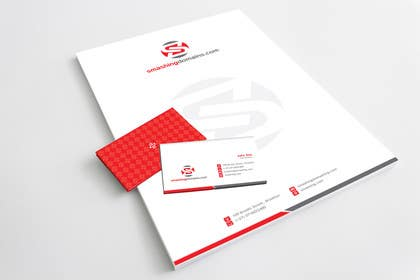 #61 untuk Develop a Corporate Identity for a website selling domain names oleh usmanarshadali