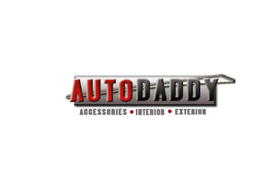 Proposition n°                                        21                                      du concours                                         Logo Design for Auto Daddy Accessories
