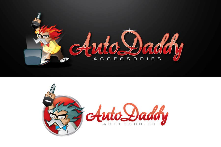 Proposition n°67 du concours Logo Design for Auto Daddy Accessories