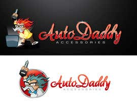 #67 for Logo Design for Auto Daddy Accessories by taks0not