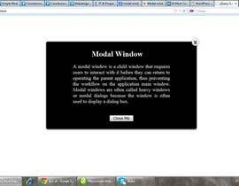 nº 6 pour Simple Modal for Volusion website par iplanetinfotech