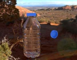 #15 untuk 0.33 L WATER BOTTLE MODELLİNG oleh jowain