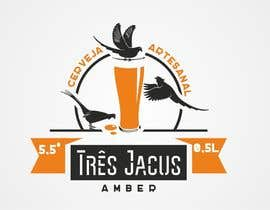#21 untuk Design a Logo for Beer Bottle oleh dyv