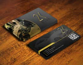 #11 for Design some Business Cards for a Barber by mohanedmagdii