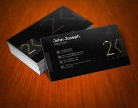 #4 untuk Design some Business Cards for a Barber oleh atikul4you