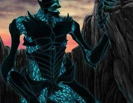 #23 untuk Design 1 Sci-Fi Character Art -- 2 oleh sinojos1