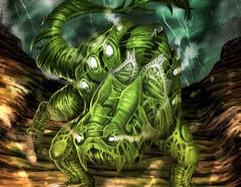 #29 untuk Design 1 Sci-Fi Character Art -- 2 oleh satherghoees1