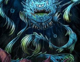 #45 untuk Design 1 Sci-Fi Character Art -- 2 oleh satherghoees1
