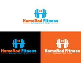 #221 untuk Personal Trainer Logo Design oleh eddesignswork