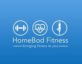 #240 untuk Personal Trainer Logo Design oleh bih7