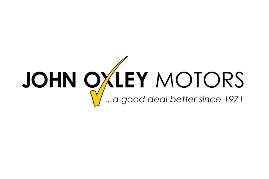 #460 for Design a Logo for John Oxley Motors by GlenTimms