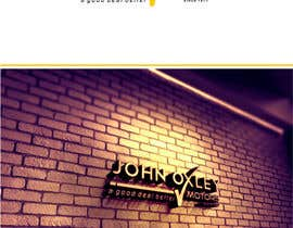 #581 cho Design a Logo for John Oxley Motors bởi timedsgn