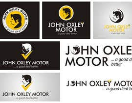 #376 para Design a Logo for John Oxley Motors por ariekenola