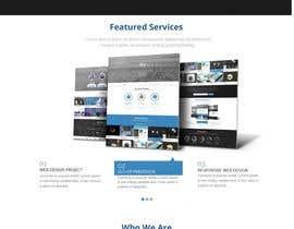 #3 untuk Design a Website Mockup oleh sunskilltechs
