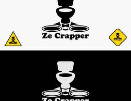 whisnubc tarafından Design a Logo for Ze Crapper için no 19