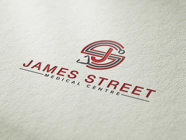 #12 untuk Design a Logo for James Street Medical Centre oleh mohammedkh5