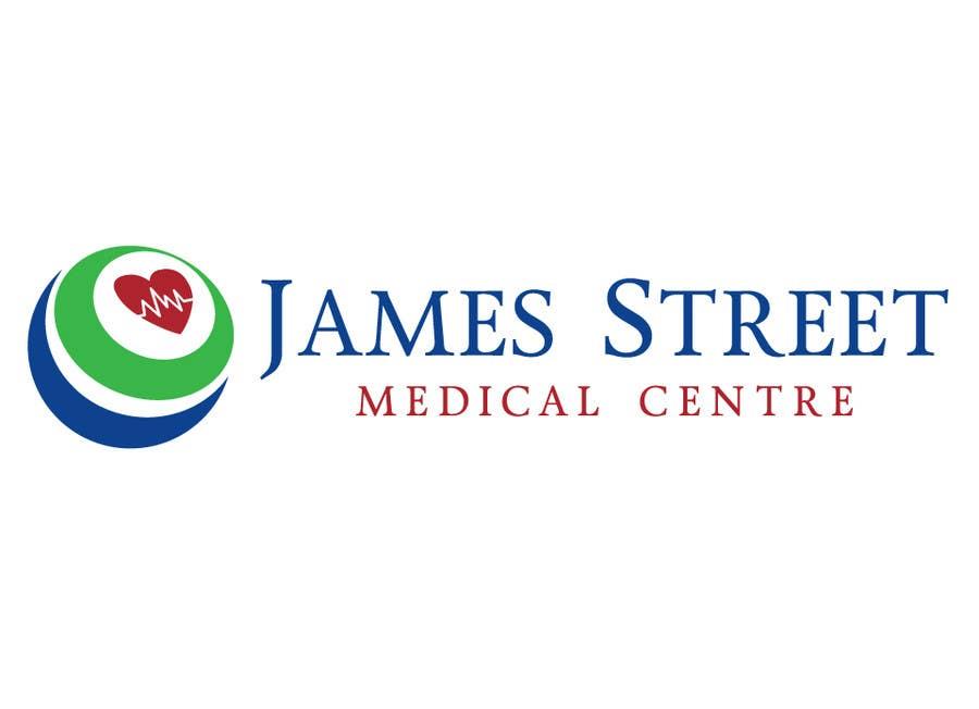Penyertaan Peraduan #45 untuk Design a Logo for James Street Medical Centre