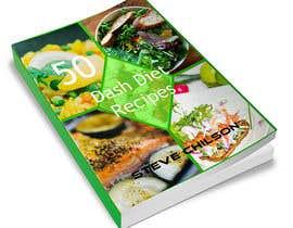 #4 untuk Best eBook Cover for Dash Diet Recipes oleh imankamal