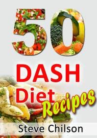 #13 untuk Best eBook Cover for Dash Diet Recipes oleh raveendrawm