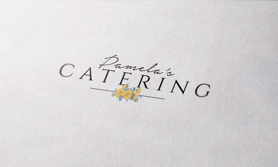 Penyertaan Peraduan #54 untuk Design a Logo for Pam's Catering   or Pamela's Catering
